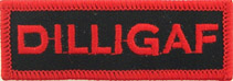 View DILLIGAF PATCH