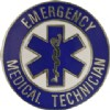 View Collar Device  Emergency Medical Technician Silver  1 PAIR